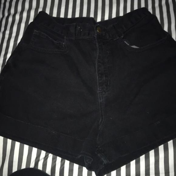 American Apparel Pants - High waisted shorts